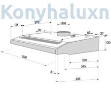 WHIRLPOOL Páraelszívó AKR 420 IX-1 2 év garanciával