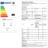 Kép 3/3 - Gorenje RBI5182A1 Beépíthető Hűtőszekrény