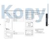 Kép 5/5 - Samsung MG23A7013CB/EO beépíthető mikrohullámú sütő fekete