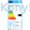 Kép 8/9 - Samsung NV75K5541RS/EO Beépíthető sütő Inox