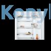 Kép 4/7 - Bosch KIL82AFF0 beépíthető hűtőszekrény fagyasztórekesszel egyajtós 177cm