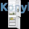 Kép 1/9 - Bosch KIN86NFF0 alulfagyasztós beépíthető NoFrost hűtő 178cm laposzsanér Seie2