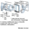 Kép 6/8 - Bosch KUL15ADF0 aláépíthető hűtőszekrény Serie6