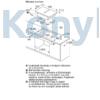 Kép 7/10 - Bosch PIE611B15E indukciós főzőlap páraelszívóval Serie4