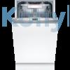 Kép 1/10 - Bosch SPV6YMX11E beépíthető mosogatógép