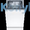 Kép 1/7 - Bosch SRV2IKX10E teljesen beépíthető mosogatógép
