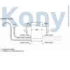 Kép 7/7 - Bosch SRV2IKX10E teljesen beépíthető mosogatógép