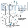Kép 4/4 - Neff GI1213D30 beépíthető  fagyasztószekrény