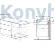 Bosch PIE811B15E indukciós főzőlap beépített páraelszívóval 80cm Serie4