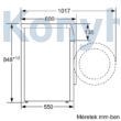 Bosch WAN24291BY elöltöltős mosógép 8kg 1200f/p Serie4
