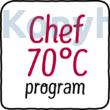 Neff S157ZCX35E teljesen integrálható mosogatógép Zeolith szárítás Neff Collection
