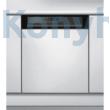 Whirlpool WBC 3C26 B Beépíthető Mosogatógép 4 év gyári garanciával