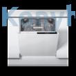 WHIRLPOOL WIP 4032 PGE Beépíthető Mosogatógép