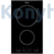 WHIRLPOOL ACM712/IX Beépíthető Indukciós Főzőlap