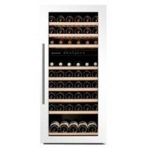 Dunavox DAB-89.215DW Soul beépíthető borhűtő fehér 89 palackos
