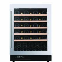 Dunavox DAUF-46.138SS Flow beépíthető borhűtő inox 46 palackos