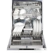 Master Kitchen MKDW FI605314 ESL A++ Teljesen integrált Beépíthető mosogatógép