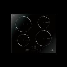 Master Kitchen Prime MKHI 604 FRXS BK Beépíthető Indukciós Főzőlap