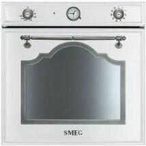 SMEG Beépíthető Sütő SF 750 BS Fehér/Antik ezüst