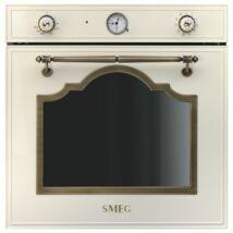 SMEG Beépíthető Sütő SF 750 PO Bézs/Bronz