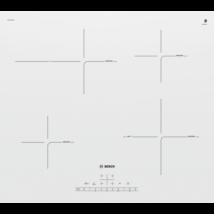 Bosch PUF612FC5E beépíthető indukciós lap fehér Serie6