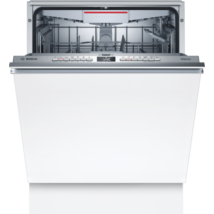 Bosch SMH4HVX31E teljesen beépíthető mosogatógép Vario Hinge zsanér Serie4