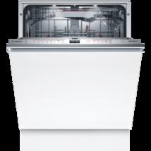 Bosch SMV6ZDX49E teljesen beépíthető mosogatógép Zeolith 3. kosár TimeLight Serie6