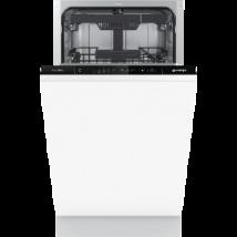 Gorenje GV561D10 teljesen beépíthető mosogatógép 45cm