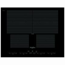 WHIRLPOOL SMO 654OF/BT/IXL Beépíthető Indukciós Kerámialap