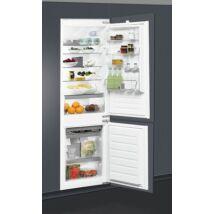WHIRLPOOL Beépíthető Kombinált Hűtőszekrény ART6503/A+