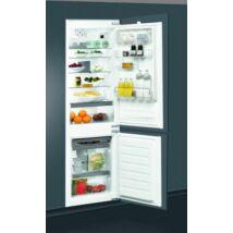 WHIRLPOOL Beépíthető Kombinált Hűtőszekrény ART 6711/A++ SF