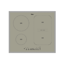 WHIRLPOOL Beépíthető Indukciós Főzőlap ACM 808 BA/S