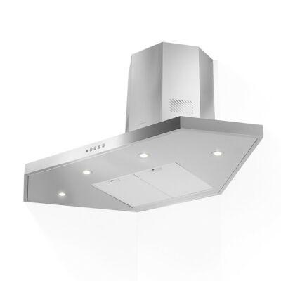 FABER Stilo Angolo/SP LED EV8 X A100 Páraelszívó Inox