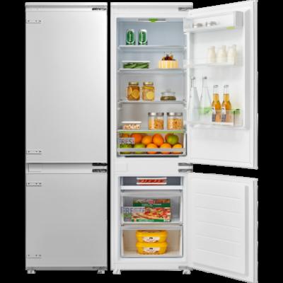 Master Kitchen MKRF 320I ST Beépíthető kombinált hűtő  - No Frost