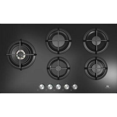 Master Kitchen Prime MKHG 9041-PR LTC BK Beépíthető Gázfőzőlap