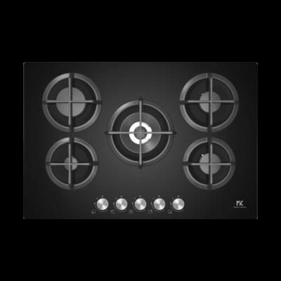 Master Kitchen Prime MKHG 7541-PR TC BK Beépíthető Gázfőzőlap