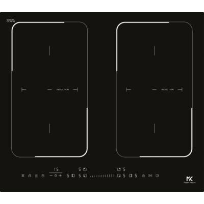 Master Kitchen MKHI 604 2BR BK Beépíthető Indukciós Főzőlap