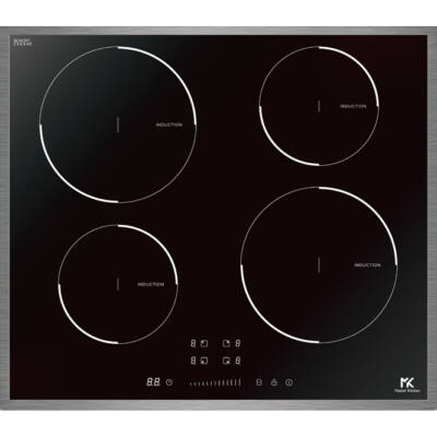Master Kitchen MKHI 604 BK Beépíthető Indukciós Főzőlap