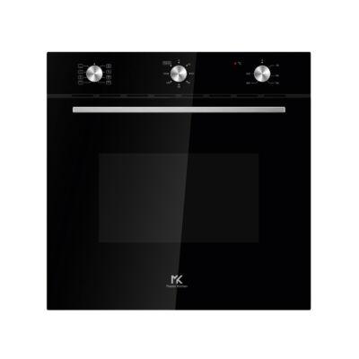 Master Kitchen Prime MKO 902-PR M BK Beépíthető sütő Fekete