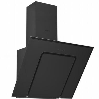 Silverline 3423 Fekete 90 cm Kürtős páraelszívó