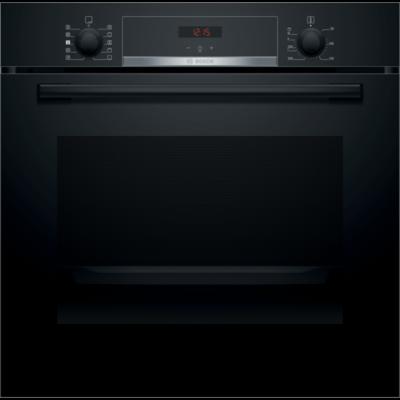 Bosch HRA534EB0 sütő hozáadott gőz funkcióval fekete EcoClean hátfal Serie4