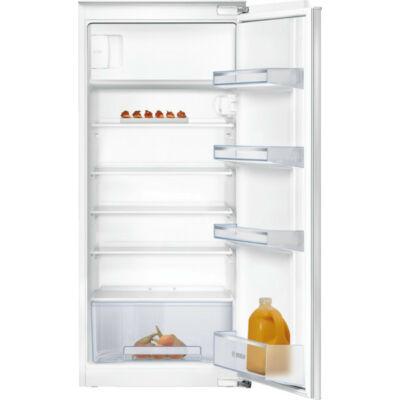 Bosch KIL24NFF0 beépíthető egyajtós hűtőszekrény fagyasztórésszel 122cm Serie2