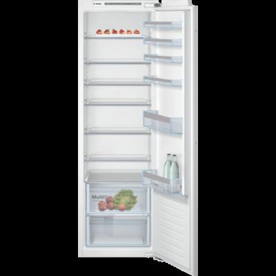 Bosch KIR81VFF0 beépíthető egyajtós hűtő 178cm Serie4