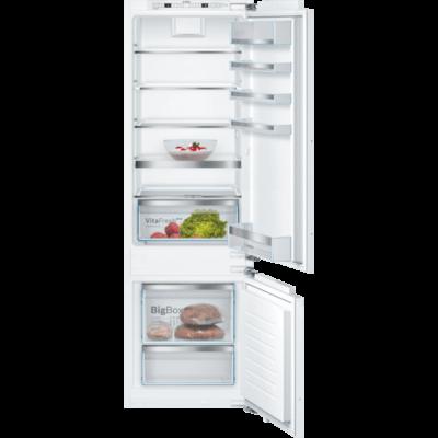 Bosch KIS87ADD0 beépíthető alulfagyasztós hűtőszekrény 208/61L Serie6
