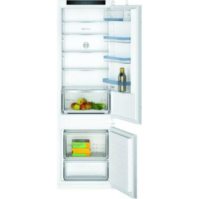 Bosch KIV87VSE0 beépíthető alulfagyasztós hűtőszekrény 178cm Serie4