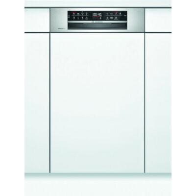 Bosch SPI6EMS23E beépíthető mosogatógép nemesacél