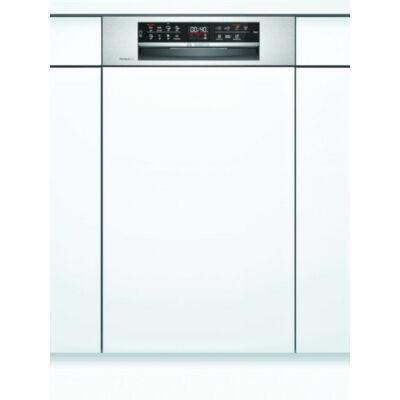 Bosch SPI6ZMS35E beépíthető mosogatógép nemesacél