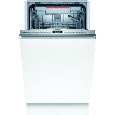 Bosch SPV4EMX20E teljesen beépíthető mosogatógép
