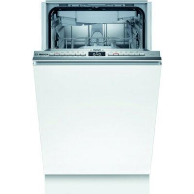 Bosch SPV4XMX16E teljesen beépíthető mosogatógép