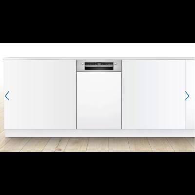 Bosch SRI4HKS53E beépíthető mosogatógép nemesacél 45cm Serie4